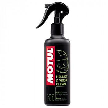 Средство для очистки Motul M1 Helmet & Visor Clean (0,25L)