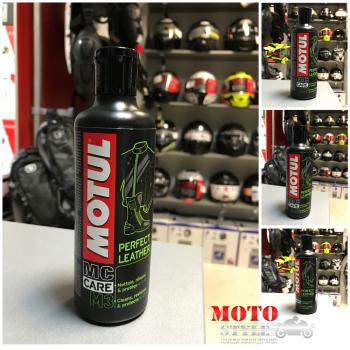 фото 2 Моторные масла и химия Средство для ухода за кожаными изделиями Motul M3 Perfect Leather (0,25L)