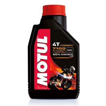 Моторное масло MOTUL 7100 4T 10W-50 (1L)