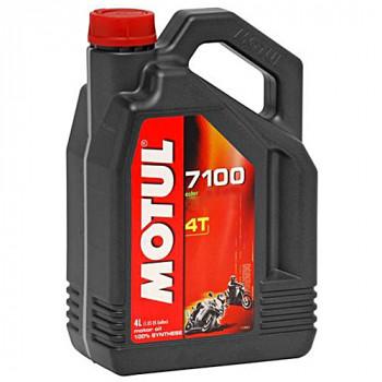 Моторное масло MOTUL 7100 4T 5W-40 (4L)