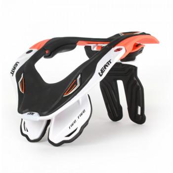 Мотозащита шеи Leatt Brace GPX 5.5 Orange-White-Black L-XL