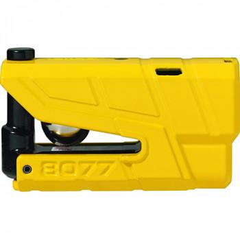 Мотозамок ABUS Granit Detecto Yellow 8077