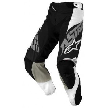 Мотоштаны Alpinestars Techstar Black-Grey 30