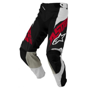 Мотоштаны Alpinestars Techstar Black-Red 28
