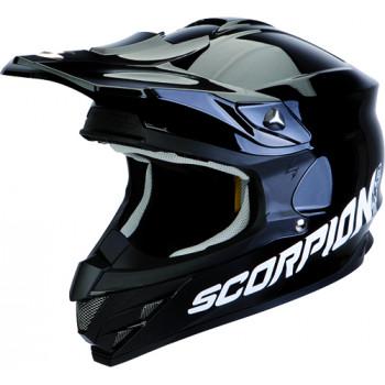 Мотошлем Scorpion VX-15 AIR Black M