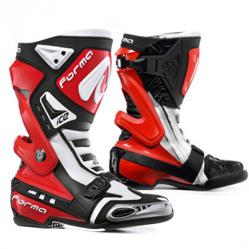Мотоботы Forma ICE PRO Red 44