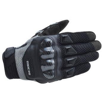 Мотоперчатки RS-Taichi Mesh Protection Grey S