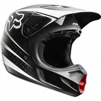Мотошлем Fox Racing V4 CARBON REVEAL Carbon XL