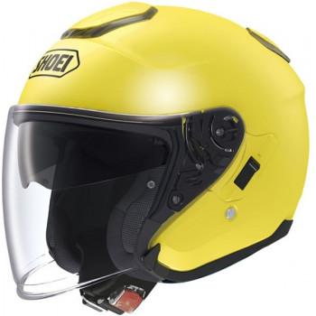 Мотошлем Shoei J-CRUISE Yellow S