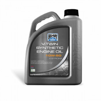 Моторное масло Bel-Ray V-Twin Synthetic Engine Oil 10W-50 (4L)