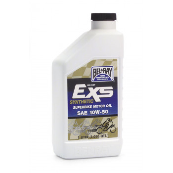 Моторное масло Bel-Ray EXS Synthetic Ester 4T 10W-50 (1L)