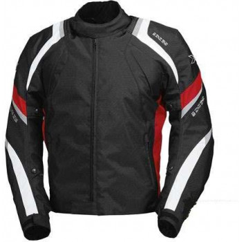 Мотокуртка IXS RIO Black-Red-White 5XL
