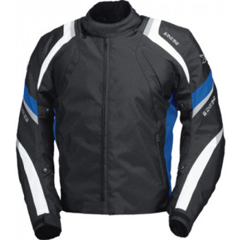 Мотокуртка IXS RIO Black-Blue-White 5XL