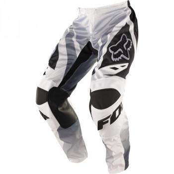 Кроссовые штаны FOX 180 RACE Airline PNT White 36