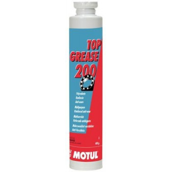 Смазка пластичная Motul TOP GREASE 200 NLGI 2 (0,4L)
