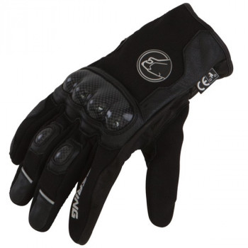 Мотоперчатки BERING MATCH Black T9