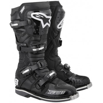 Мотоботы ALPINESTARS TECH 8 RS Black 8 (42)