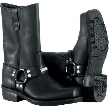 Мотоботы River Road Traditional Harness Black 9