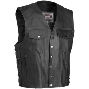 Мотожилет River Road FRONTIER Black 3XL