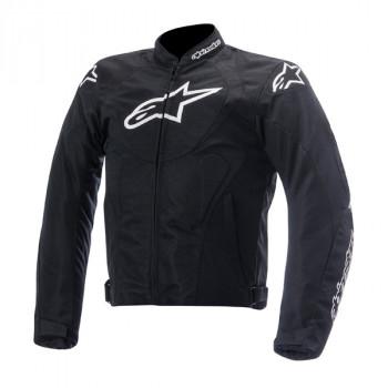 Мотокуртка Alpinestars T-JAWS текстиль Black L