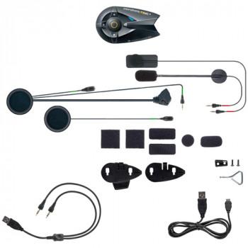 фото 3 Мотогарнитуры и переговорные устройства Мотогарнитура INTERPHONE F3MC