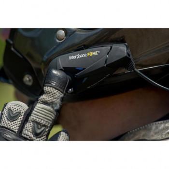 фото 6 Мотогарнитуры и переговорные устройства Мотогарнитура INTERPHONE F3MC