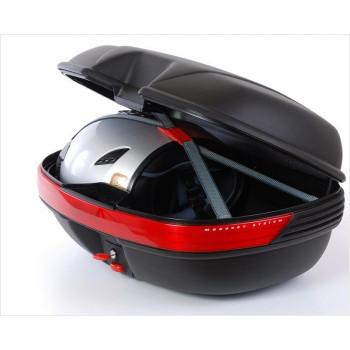 фото 2 Мотокофры, мотосумки  Кофр центральный боковой GIVI Monokey E360 Black 41L