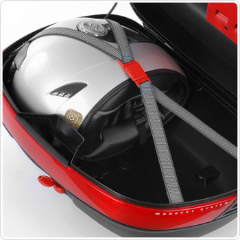 фото 3 Мотокофры, мотосумки  Кофр центральный боковой GIVI Monokey E360 Black 41L