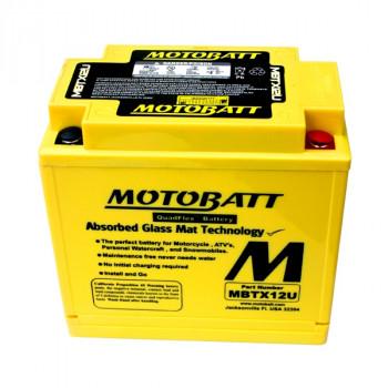 Аккумулятор гелевый MOTOBATT 14AH 200A