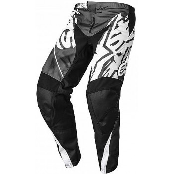 Мотоштаны Alpinestars Racer Grey-Black 32 (2014)