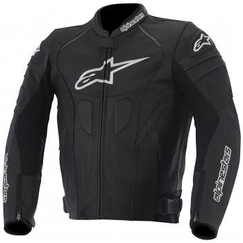 Мотокуртка кожаная Alpinestars GP Plus R Perforated Black 48 (2014)
