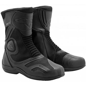 Мотоботы Alpinestars Air Plus Goretex Black 43