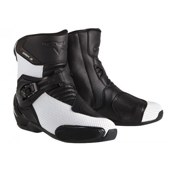 Мотоботы Alpinestars S-MX 3 Vented Black-White 43 (2014)