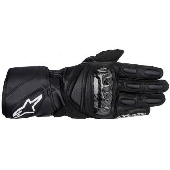 Мотоперчатки кожаные Alpinestars SP-2 Black L (2014)