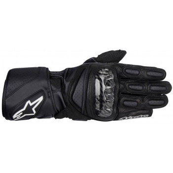 Мотоперчатки кожаные Alpinestars SP-2 Black S (2014)