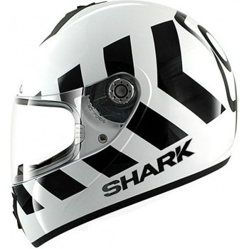 Мотошлем Shark S600 Pinlock No Panic White-Black XL