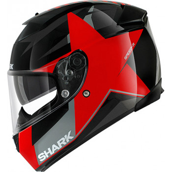 Мотошлем Shark Speed-R MXV Texas Black-Red-Anthracite XS