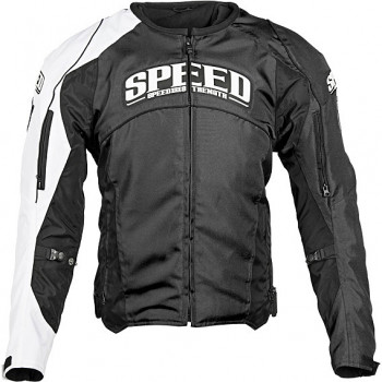Мотокуртка Speed & Strength Top Dead Center Black S