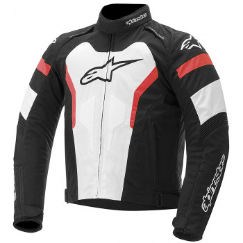 Мотокуртка Alpinestars T-GP Pro Black-White-Red L
