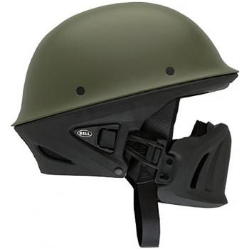 байкерский шлем-каска