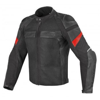 Мотокуртка Dainese Air Frazer Black-Anthracite 52