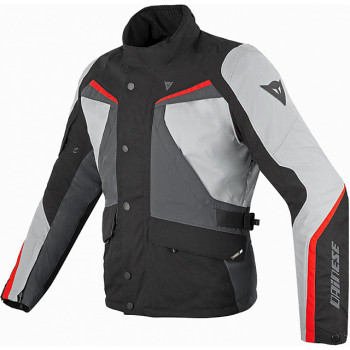 Мотокуртка Dainese Ice Evo Gore-Tex Black-Grey-Red 54