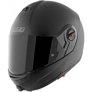 Мотошлем Speed & Strength SS1700 Matt Black 2XL