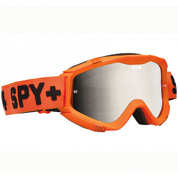 Мотоочки Spy+ Klutch Speed Week Silver Mirror Orange