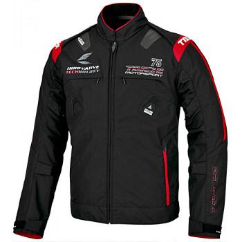 Мотокуртка RS TAICHI Racer Black-Red 2XL