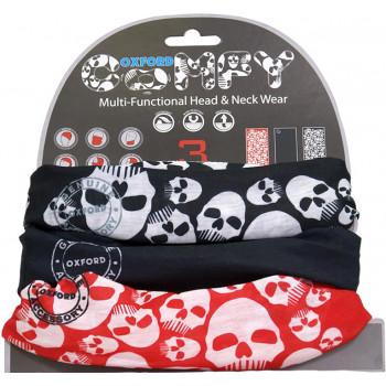 Бафф Oxford Comfy Skulls