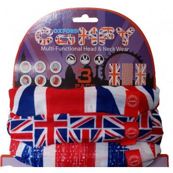 Бафф Oxford Comfy Union Jack