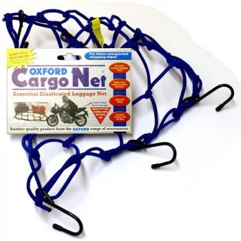 Сетка багажная Oxford Cargo Net Blue