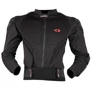 Моточерепаха EVS Comp Jacket Black L-XL