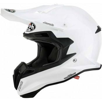 Мотошлем Airoh Terminator Color White L